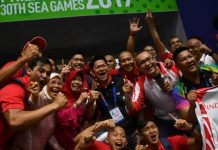 Emas Ke 1 Tim Polo Air Putra Sea Games
