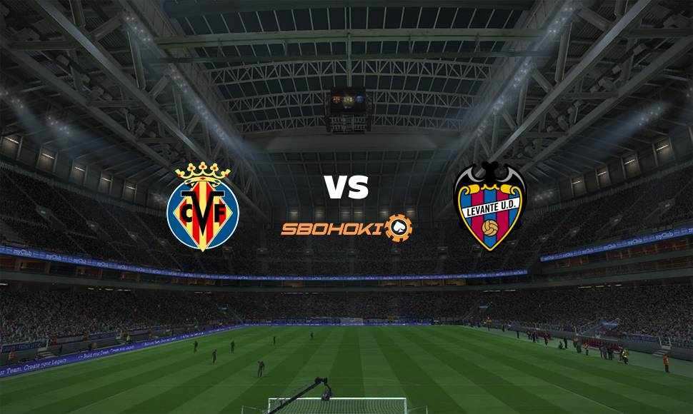 Live Streaming  Villarreal vs Levante 2 Januari 2021 - renjanaberkata.com
