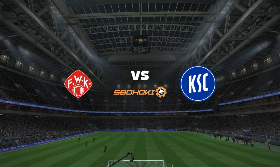 Live Streaming  Würzburger Kickers vs Karlsruher SC 2 Januari 2021 - renjanaberkata.com